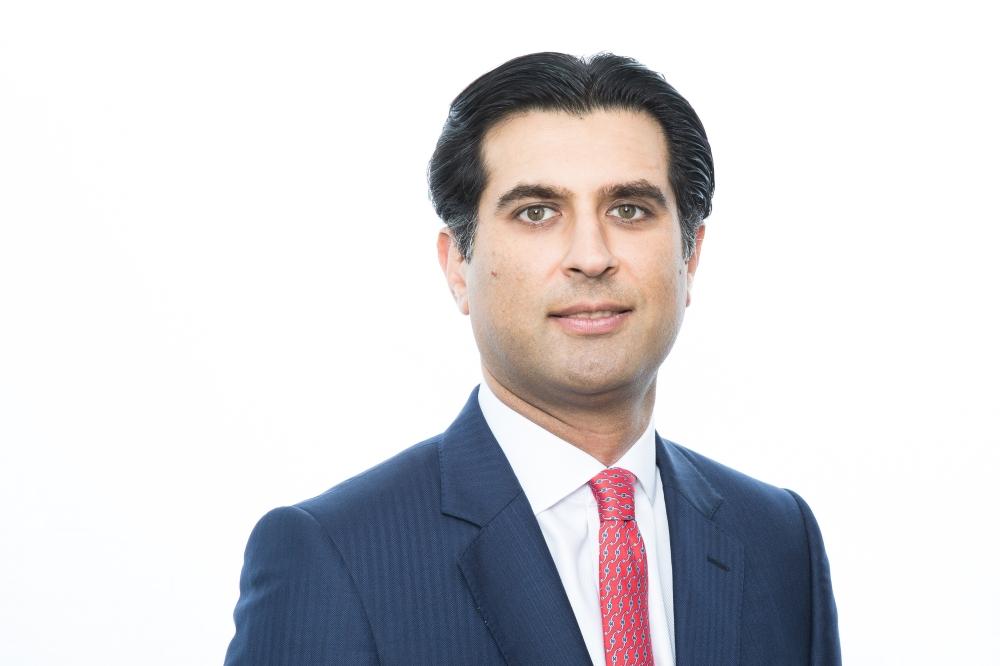 Salman Bajwa - Senior Executive Officer