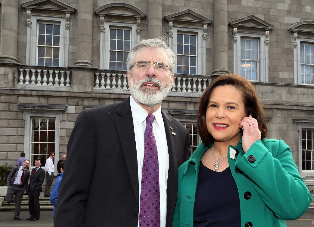 SF Meeting Set To Confirm McDonald As Next Party Leader