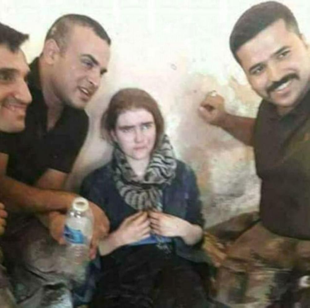 IS German woman gets death in Iraq