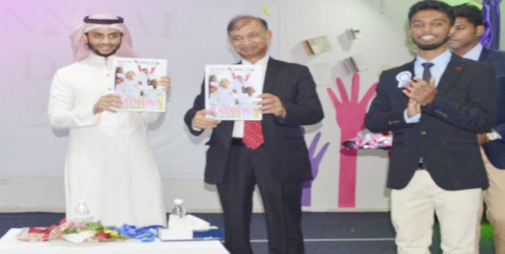 RISY marks annual day with pomp ad fervor - Saudi Gazette
