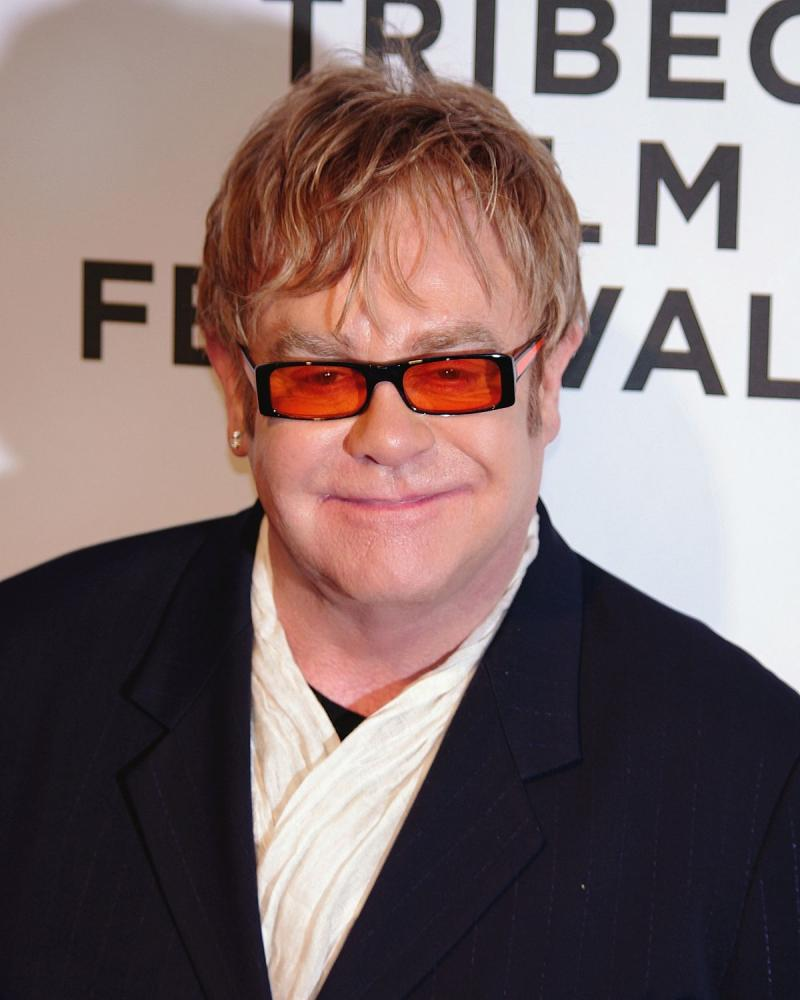 Will Sir Elton John keep his promise to resort?