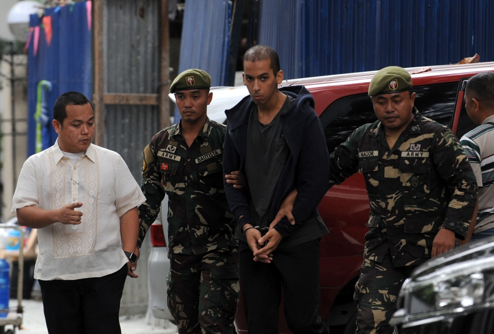 Spaniard captured in Basilan detained