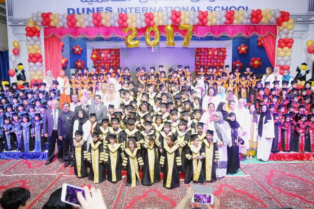 Learning for life at Dunes School - Saudi Gazette