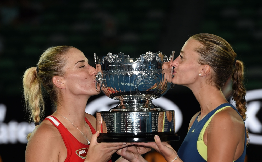 NewsAlert: Ottawa's Gabriela Dabrowski wins mixed doubles at Australian Open