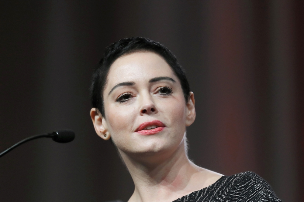 Harvey Weinstein's Lawyer Responds to Rose McGowan's Claims