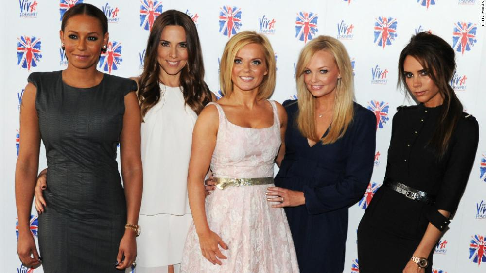 Spice Girls announce plans to work together again
