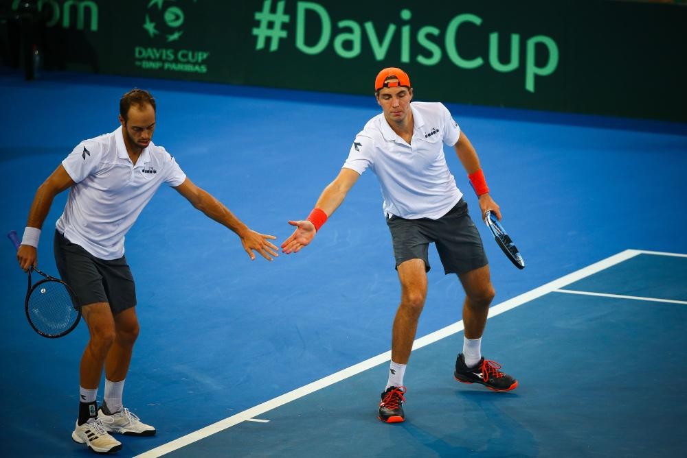 Germany grab Davis Cup lead over Australia after five-set victory