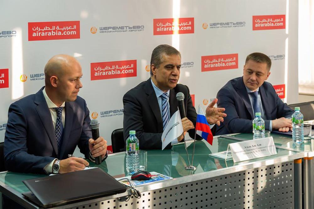 Air Arabia launches flights to Moscow's Sheremetyevo