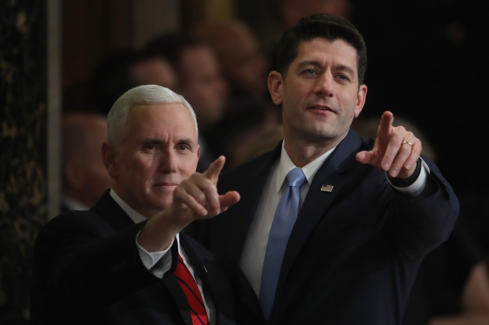 Paul Ryan deletes 'embarrassing' $1.50 pay rise tweet after ridicule