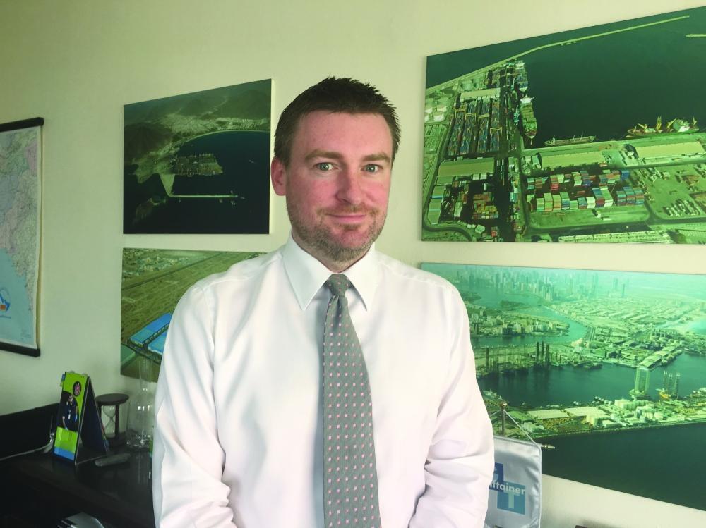 Digital technologieschange seaport operations