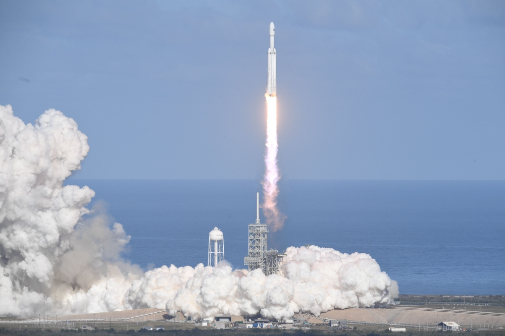 SpaceX launch a boost for Florida — Editorial