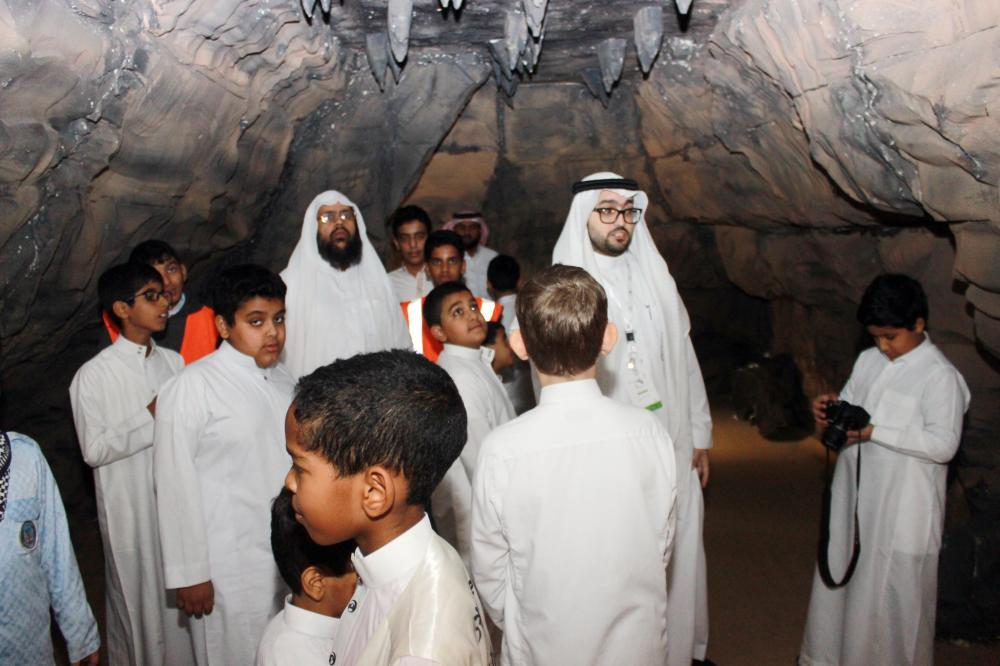 Saudi Arabia to promote 250 ancient caves for tourism