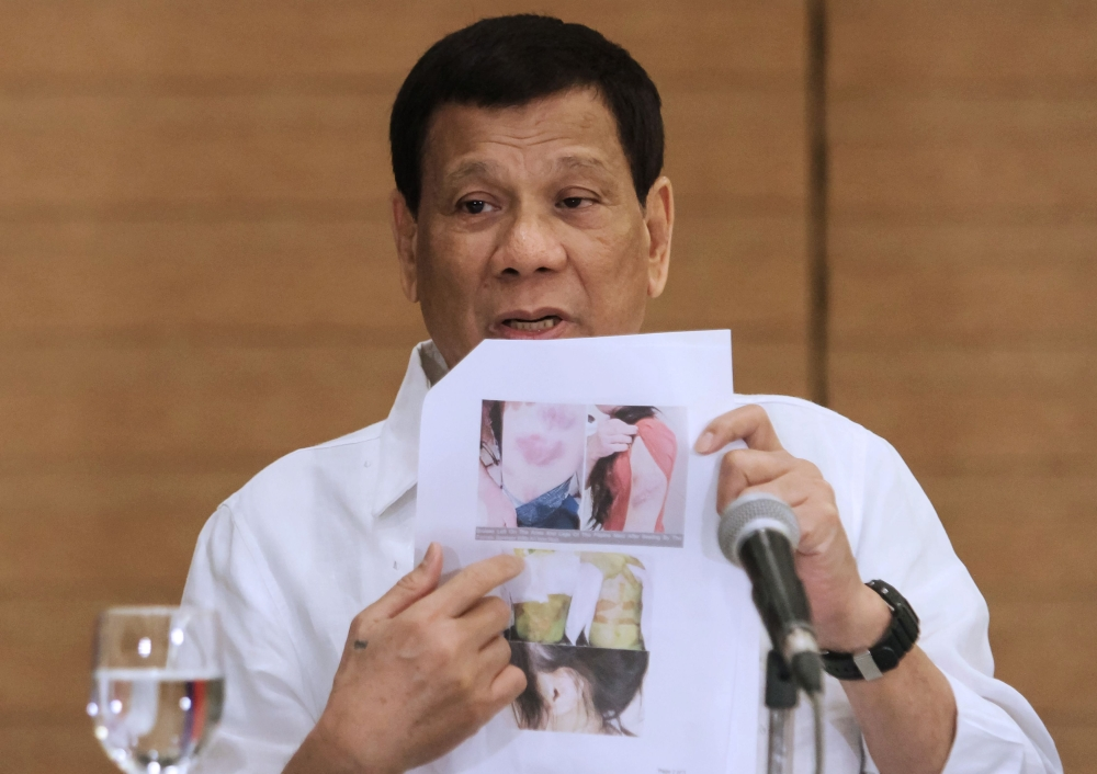 Philippines president orders cancelation of $233mn helicopter take care of Canada