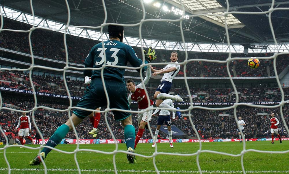 Tottenham vs. Arsenal - Bookmakers' view
