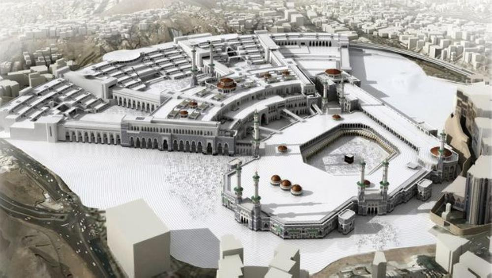 Holy Haram Mosque Expansion