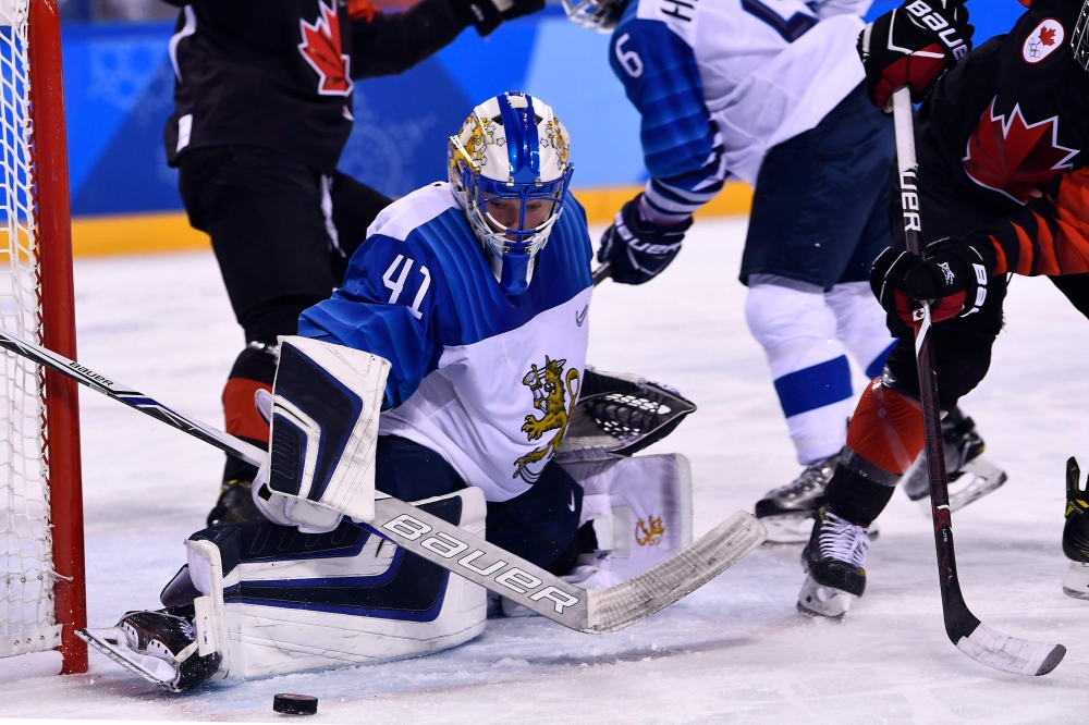 Slovenia, Slovakia stun titans as men's hockey marks its arrival at Olympics