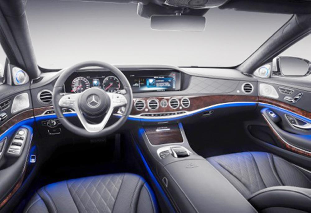 Mercedes Maybach S Class Takes Exclusivity To A New Level Saudi