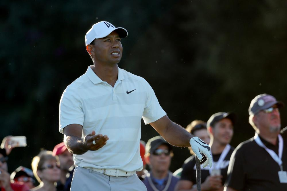 McIlroy defends Woods at Riviera
