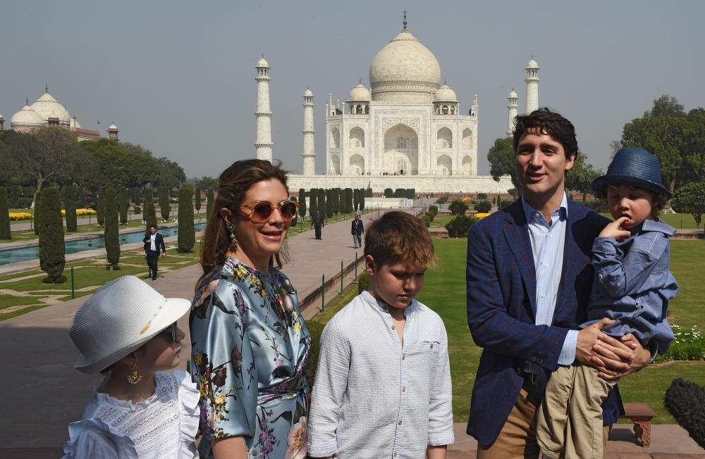 Canadian PM may not have official meet with Capt