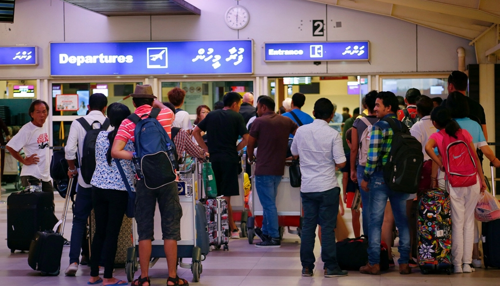 Maldives Emergency extended by 30 days