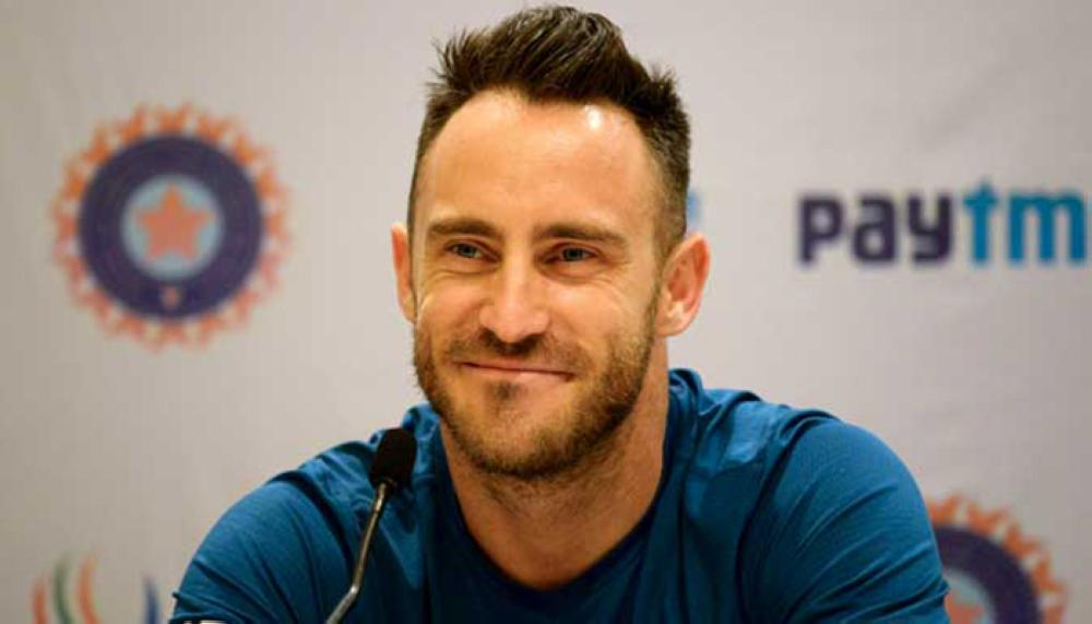 Faf & AB may play first Test