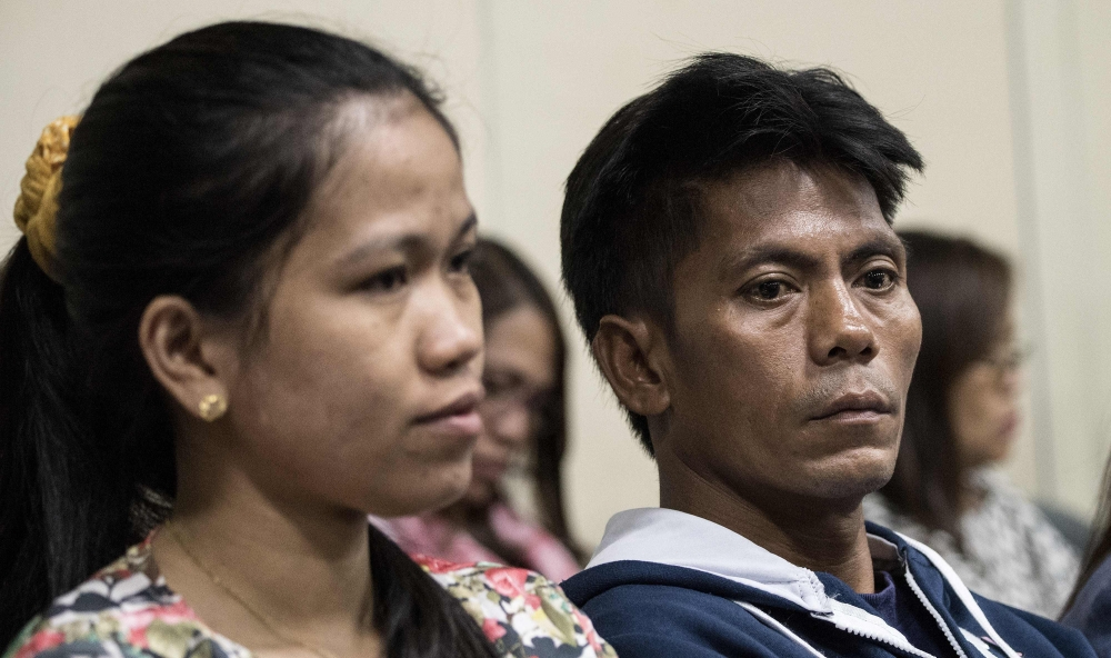 Suspect in killing of Filipina maid interrogated in Lebanon
