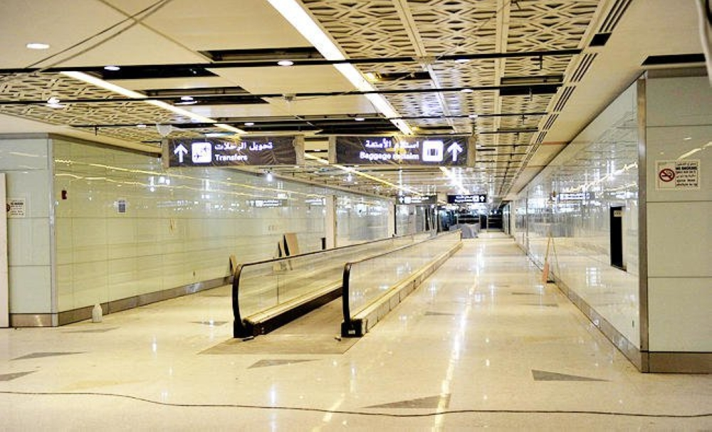 New Jeddah airport's soft opening in May: GACA