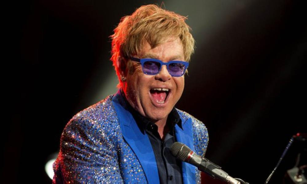 Elton John Loses It on Handsy Fans 'You F***ed It Up!!'