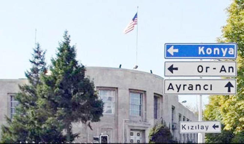 U.S.  embassy in Ankara to open on March 7