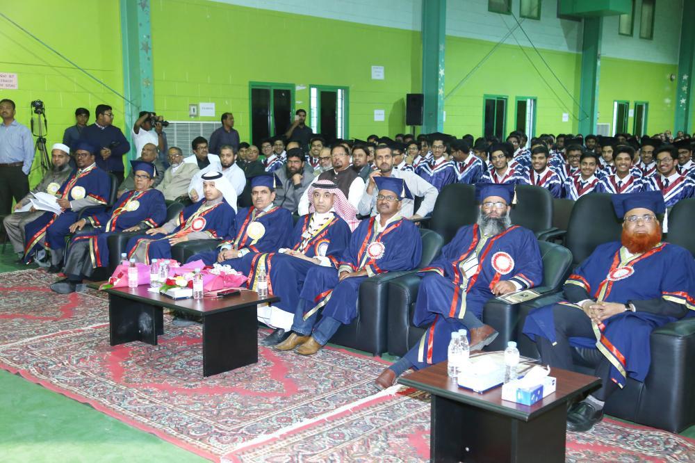 Iis Jubail Holds Glittering Graduation Ceremony Saudi Gazette
