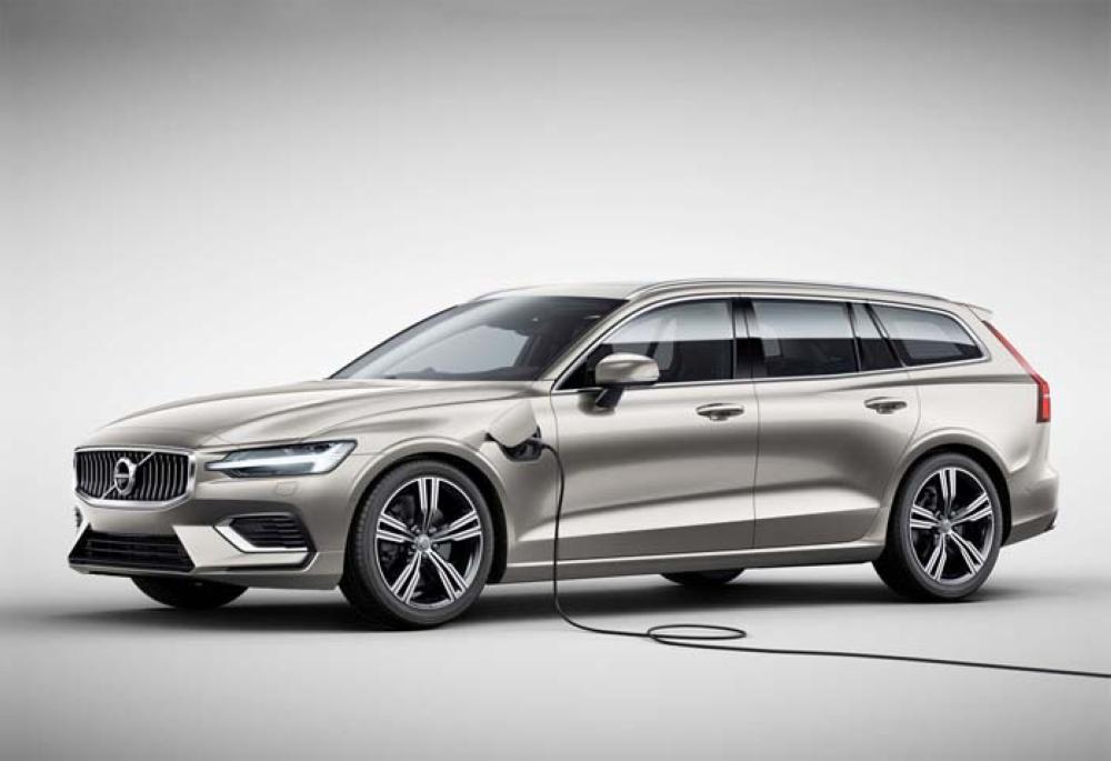 Volvo launches new V60 versatile family estate - Saudi Gazette