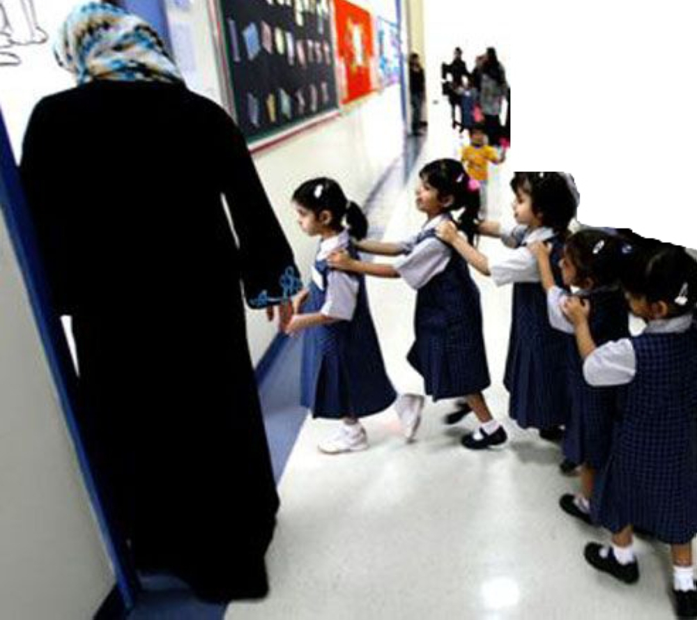 Expat children set to say goodbye to Saudi Arabia after exams