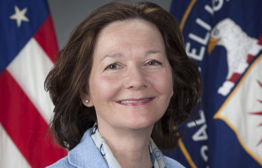 This undated photo obtained courtesy of the Central Intelligence Agency (CIA) shows Gina Haspel nominated by President Donald Trump to lead the CIA on March 13, 2018 in Washington,DC. — AFP