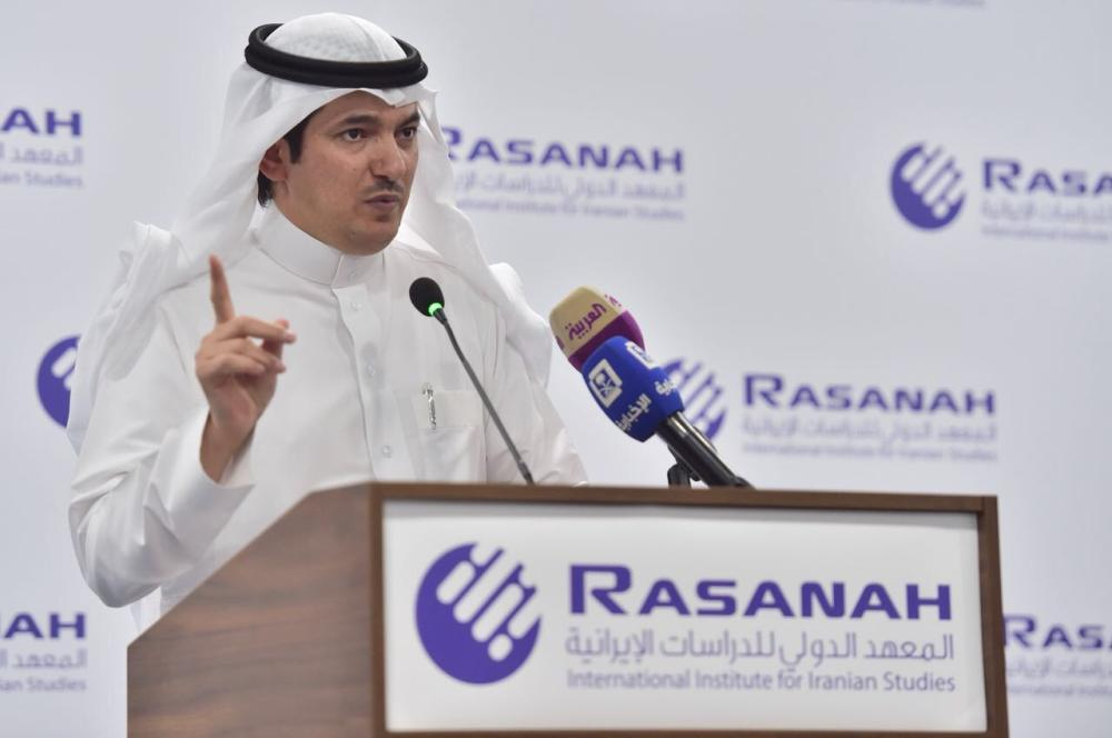 Dr. Mohammed Al-Salmi, Head of Rasanah