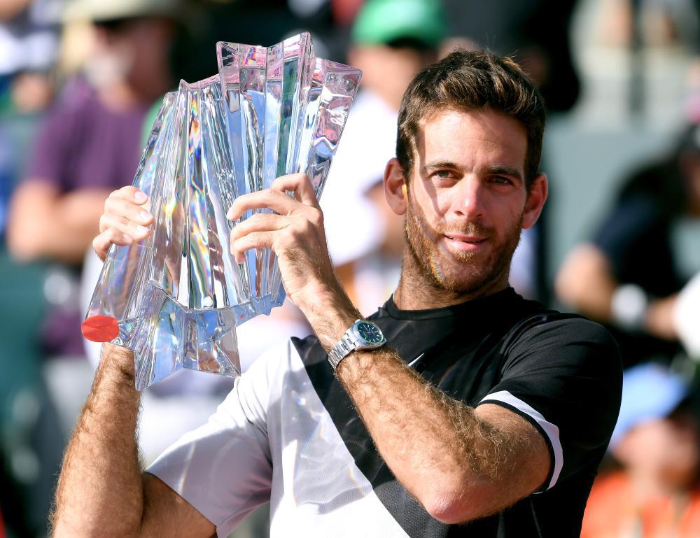 Roger Federer vs. Juan Martin del Potro