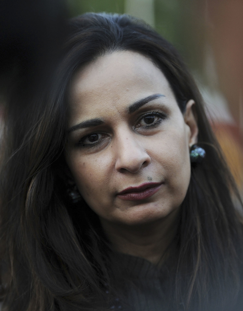 Sherry Rehman becomes opposition leader in Senate