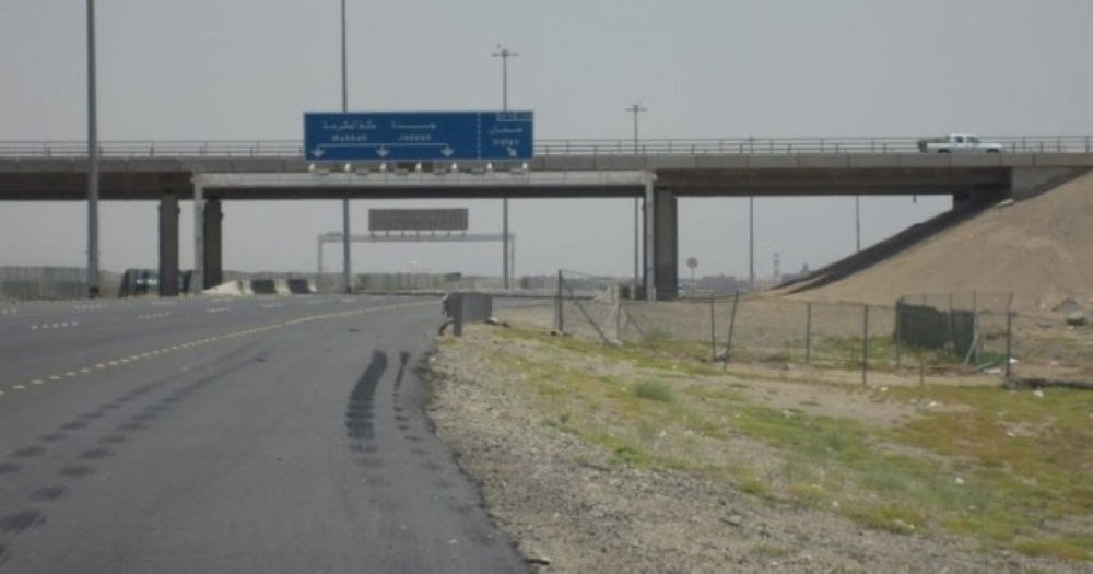 The highway connecting Jeddah and Makkah. — File photo