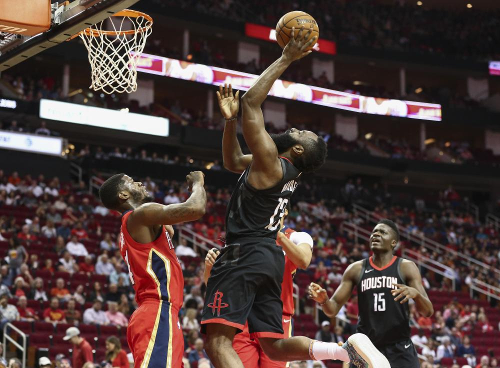 Houston Rockets notch franchise-record 59th win