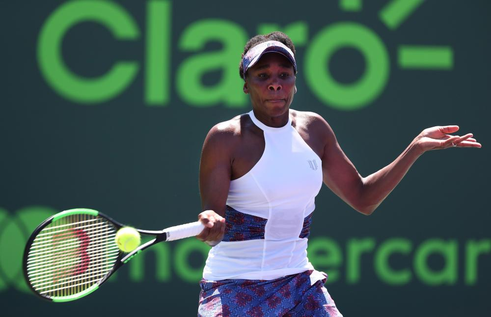 Miami Open: Venus, Azarenka canter into quarter-finals