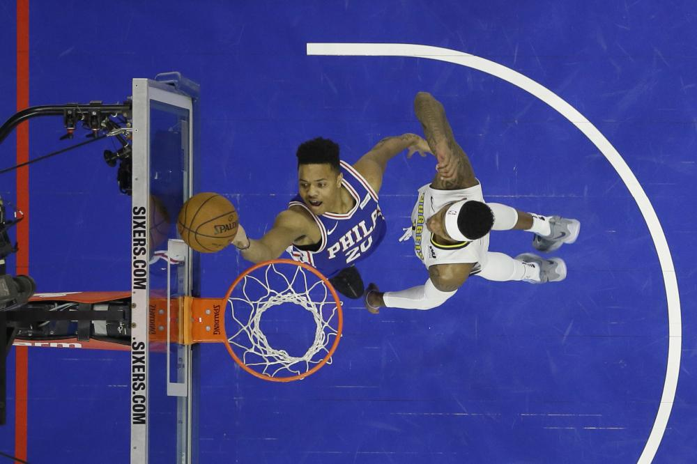 Sixers' Markelle Fultz Available To Play Tonight Against Denver Nuggets
