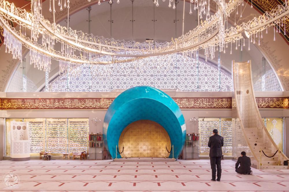 The Sakirin Mosque