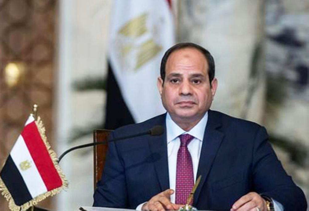 Egypt's el-Sissi re-elected with 97 percent of vote