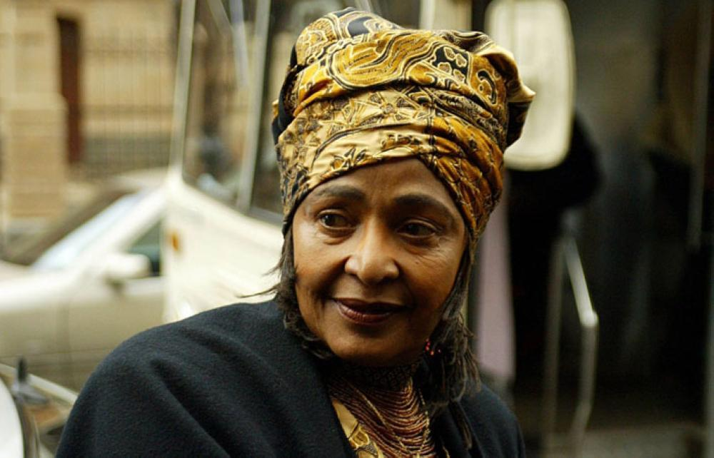 Winnie Mandela: Never Half-Stepping On Road To Freedom