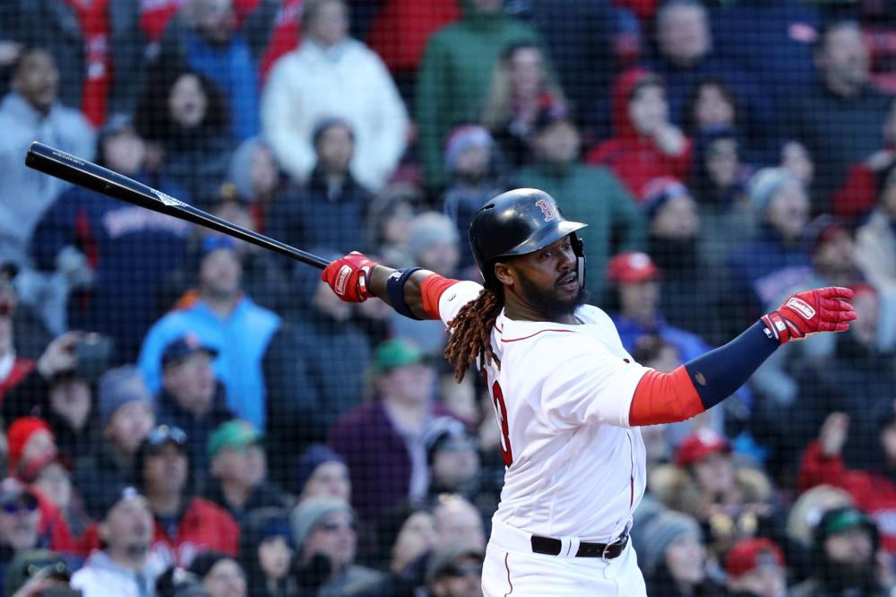 Red Sox beat Rays 10-3 for seventh straight win