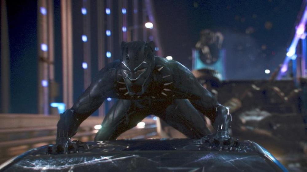 Black Panther first film shown in Saudi Arabia after 35 years