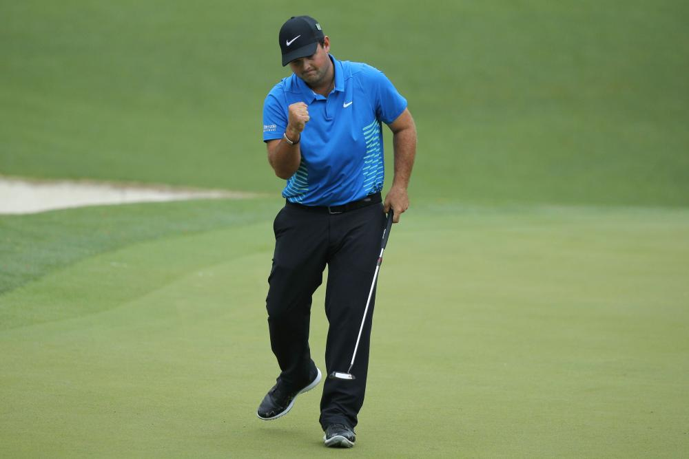 Bold eagle puts Leishman right in Masters hunt