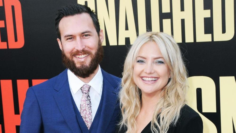 Kate Hudson Celebrates Pregnancy With Third Child