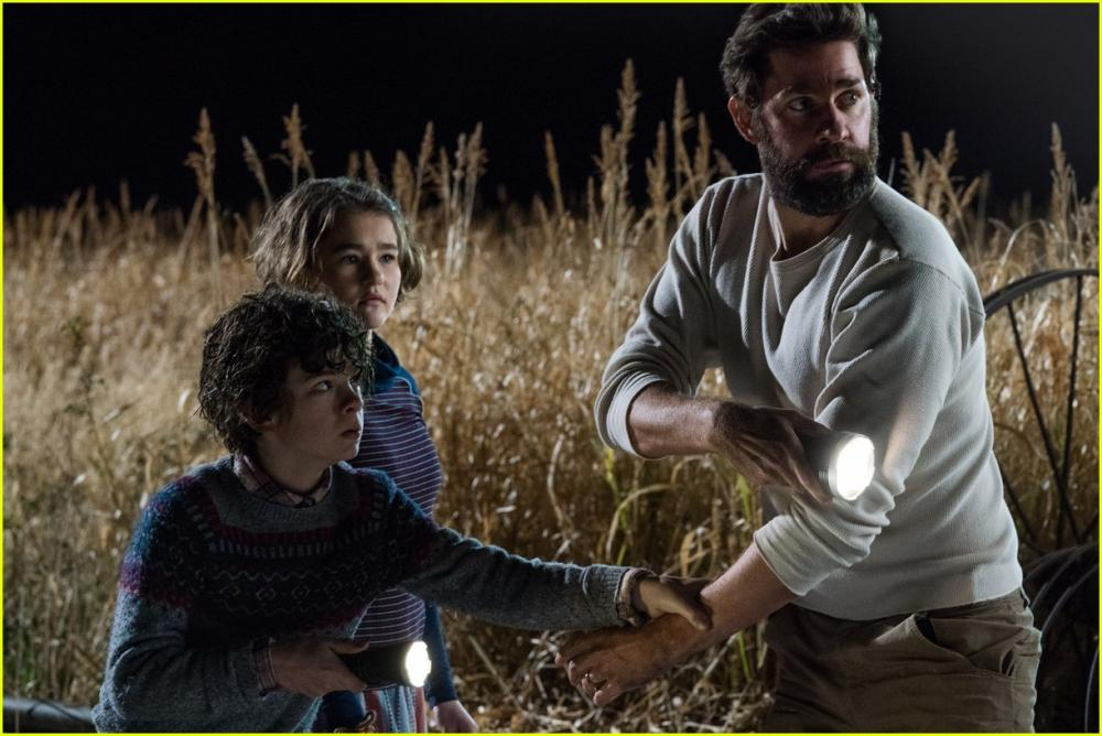 A Quiet Place' roars at box office with $50M debut