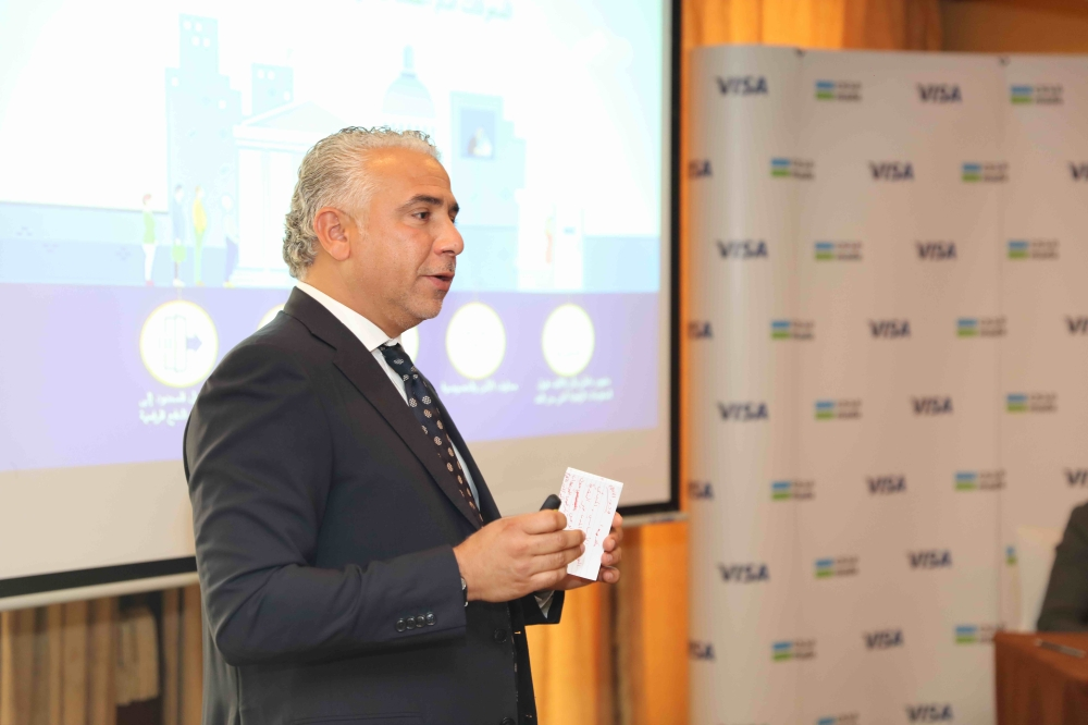 Majeed Hujair - Senior Director, Public Policy, Central and Eastern Europe, Middle East and Africa, Visa