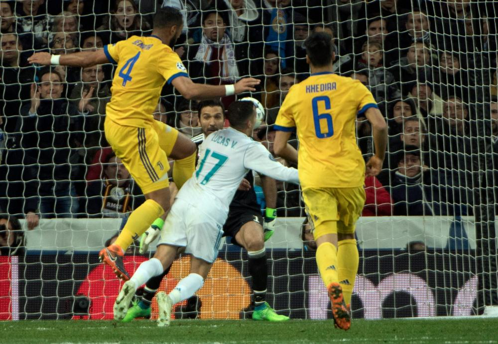 Did the officials rob Juventus to send Real Madrid into semis?
